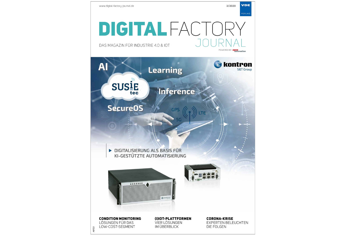 Digital Factory Journal 3/2020