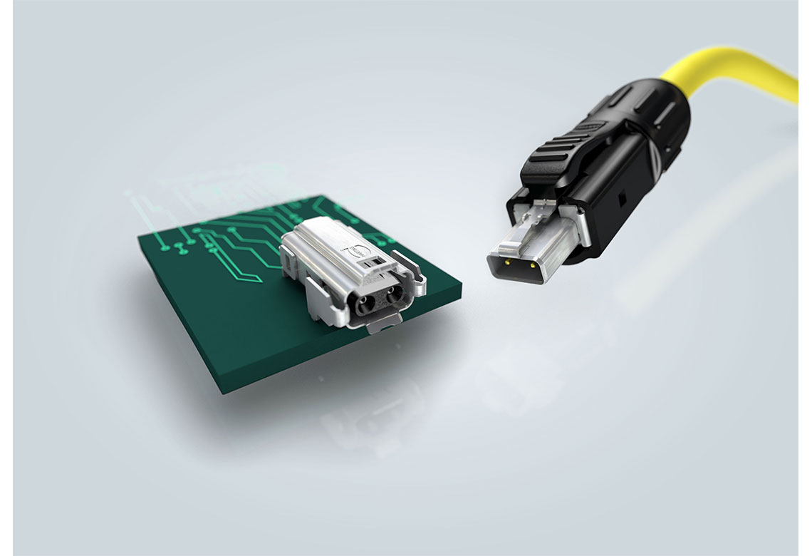 Harting Electronics GmbH: Harting T1 Industrial