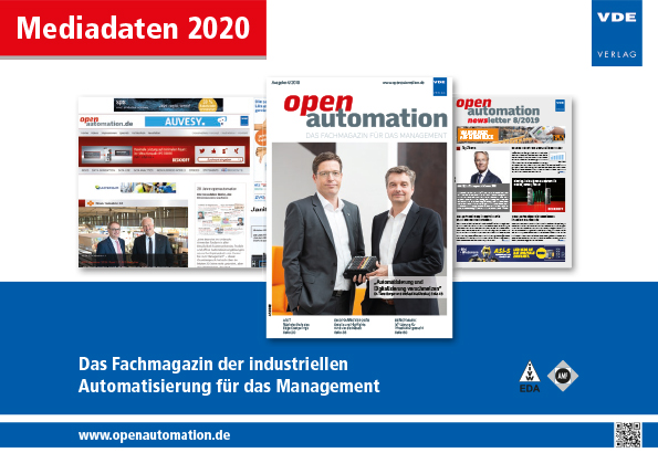Cover openautomation Mediadaten 2020