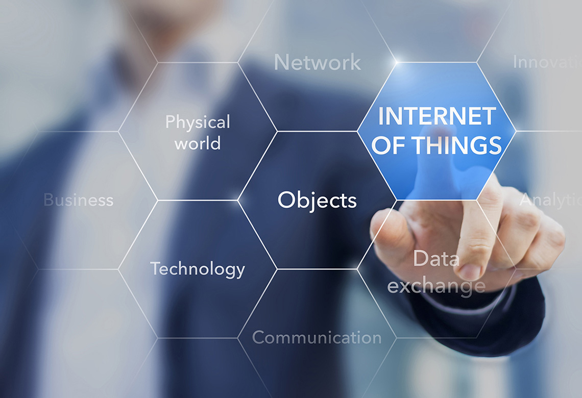 Abbildung zum Thema IoT Internet of Things